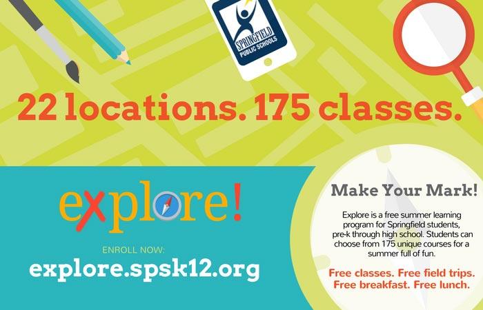 22 locations 175 classes explore dot sps k 12 dot org