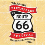 7th annual Birthplace of Route 66 Festival @ Downtown Springfield