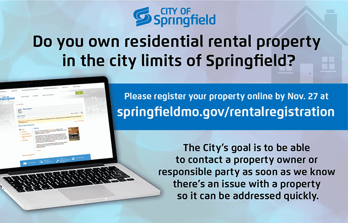 register your rental property