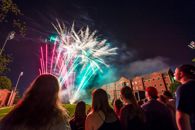 Mother of all Fireworks Night 2018 @ Drury University's Martin Alumni Center | Springfield | Missouri | United States