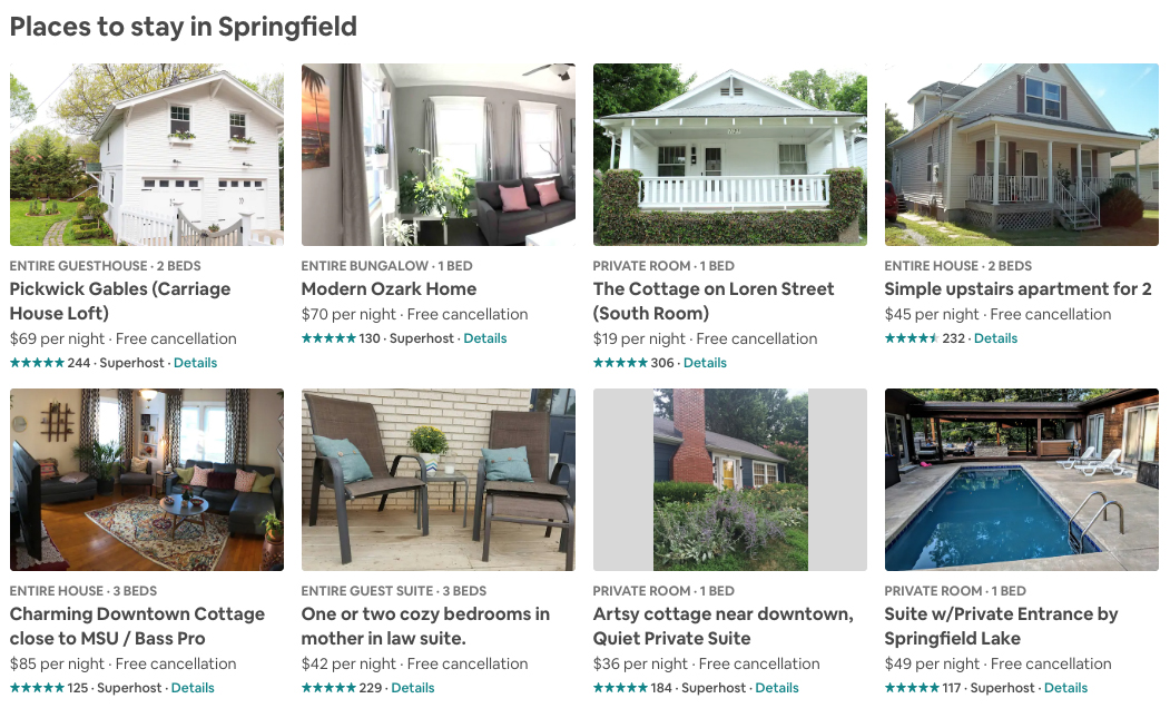 Applications, forms for short-term rentals now available online